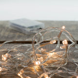 String Light - 40 LED - Warm White - Bella Marie - 2