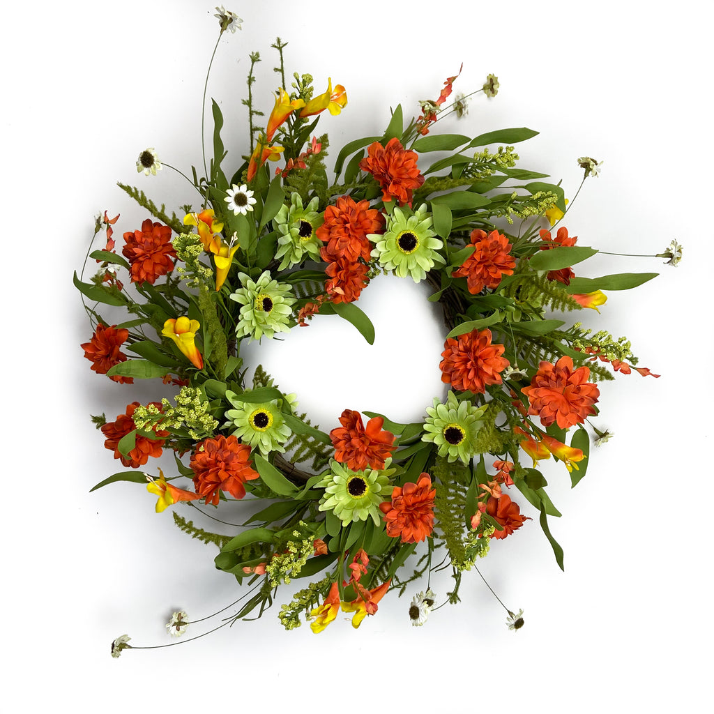Spring Mountain Wreath