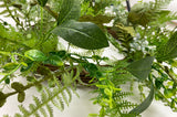 Forest Fern Wreath