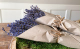 French Lavender In Kraft Paper Double