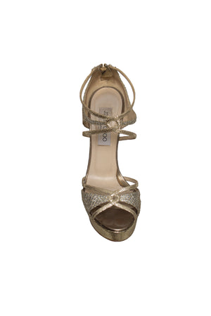 Jimmy Choo, Talla 8