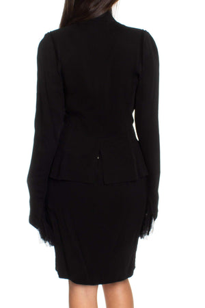 Yves Saint Laurent, Talla L
