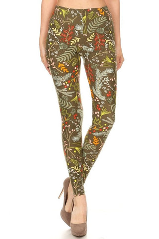 Fern Gully Leggings