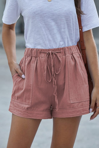 The Micah Shorts - Pink