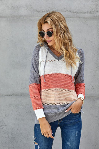 Cool Breeze Coming Sweater