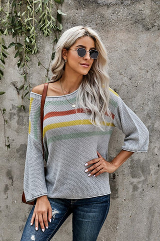 Girl on the Go Sweater
