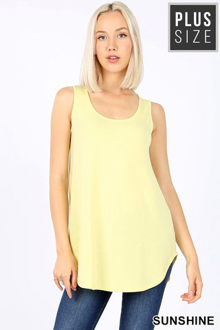 Sunshine Relaxed Fit Tank