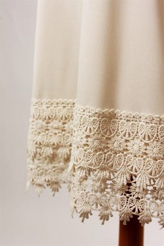 The Kate (lace dress extender)