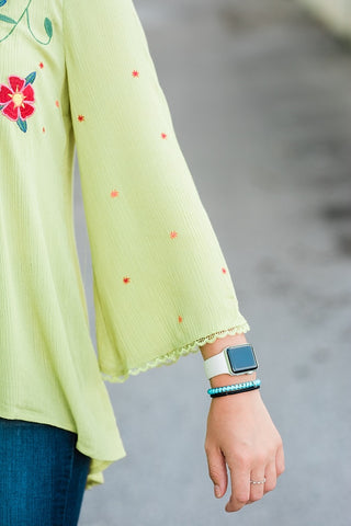 Lime Grove Blouse