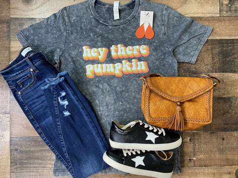 Hey There Pumpkin Tee