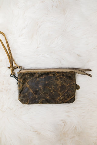 Myra Bag - Brown Orchestra Pouch