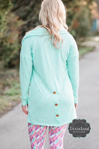 Spring Engage-Mint Tunic