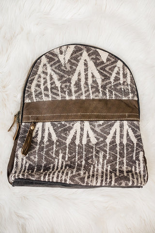 Myra Bag - Brown Harmony Backpack