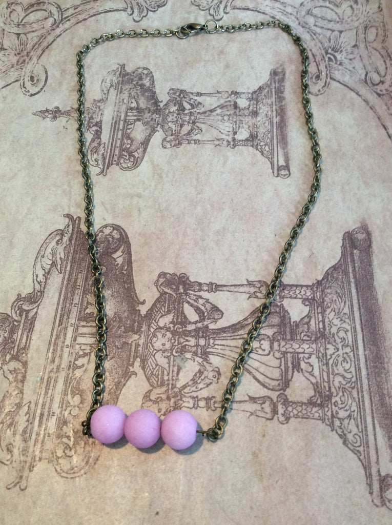 Southern Stone Co. Stone Necklace