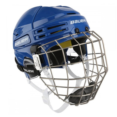 Bauer Re-Akt 75 Senior Hockey Helmet Combo