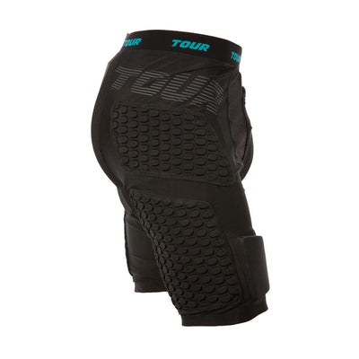 Tour Code 3 Senior Hockey Girdle Hip Pads