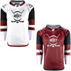 Firstar Arizona Coyotes Gamewear Pro Performance Hockey Jersey w/Custom Logo