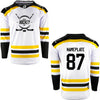 Firstar Boston Bruins Gamewear Pro Performance Hockey Jersey w/Custom Logo