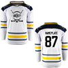 Firstar Buffalo Sabres Gamewear Pro Performance Hockey Jersey w/Custom Logo