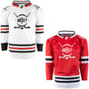Firstar Chicago Blackhawks Gamewear Pro Performance Hockey Jersey w/Custom Logo
