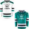 Firstar Dallas Stars Gamewear Pro Performance Hockey Jersey w/Custom Logo