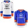 Firstar New York Islanders Gamewear Pro Performance Hockey Jersey w/Custom Logo