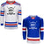 Firstar New York Rangers Gamewear Pro Performance Hockey Jersey w/Custom Logo