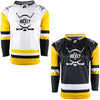 Firstar Pittsburgh Penguins Gamewear Pro Performance Hockey Jersey w/Custom Logo