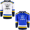 Firstar St. Louis Blues Gamewear Pro Performance Hockey Jersey w/Custom Logo