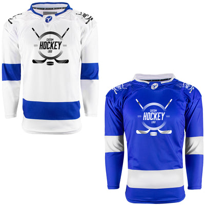 Firstar Tampa Bay Lightning Gamewear Pro Performance Hockey Jersey w/Custom Logo