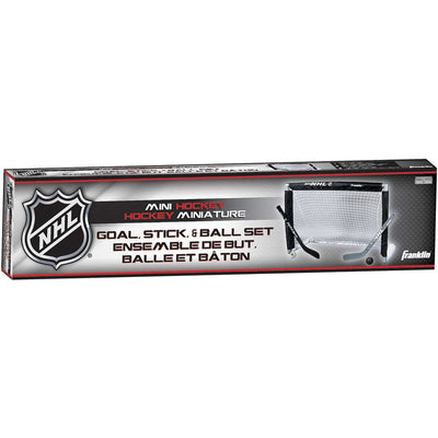 Franklin NHL Mini Hockey Goal, Stick & Ball Set
