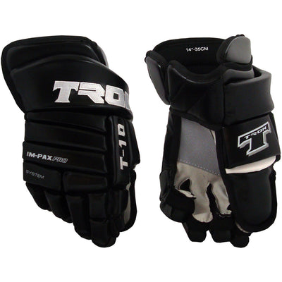 Tron T-10 Senior Leather Hockey Gloves