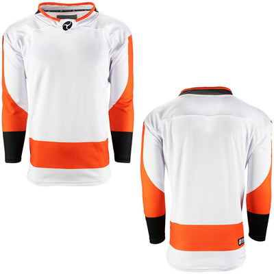 Firstar Philadelphia Flyers Gamewear Pro Performance Hockey Jersey