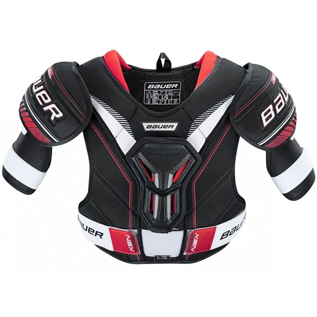 Bauer NSX Youth Hockey Shoulder Pads
