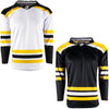 Firstar Boston Bruins Gamewear Pro Performance Hockey Jersey