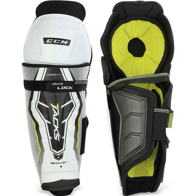 CCM Tacks 4052 Pro Senior Hockey Shin Guards