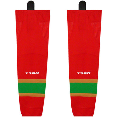 Minnesota Wild Hockey Socks - TronX SK300 NHL Team Dry Fit