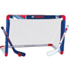 Franklin New York Rangers NHL Mini Hockey Goal, Stick & Ball Set