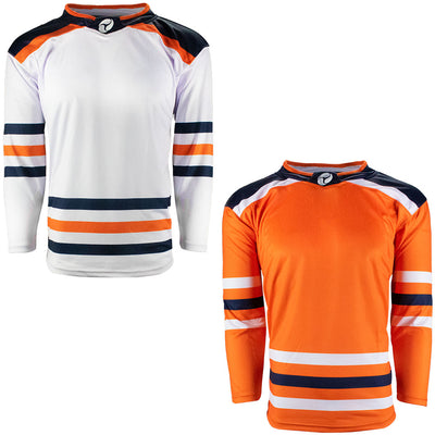 Firstar Edmonton Oilers Gamewear Pro Performance Hockey Jersey