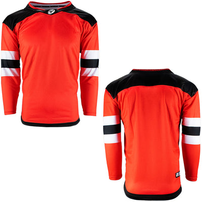 Firstar New Jersey Devils Gamewear Pro Performance Hockey Jersey