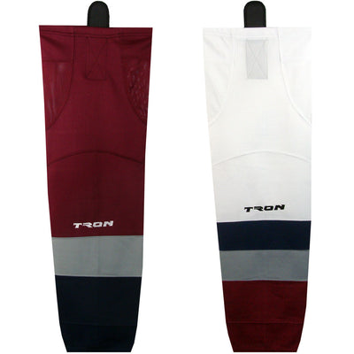 Colorado Avalanche Hockey Socks - TronX SK300 NHL Team Dry Fit