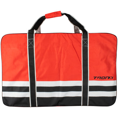 TronX New Jersey Devils NHL Travel Hockey Bag