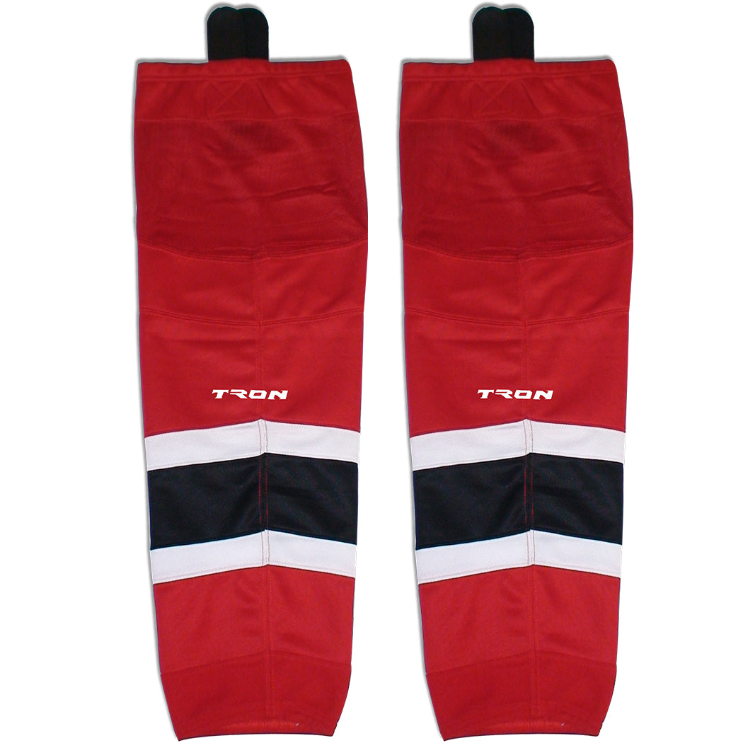 cheaper 803f5 7346a New Jersey Devils Hockey Socks - TronX SK300 NHL Team Dry Fit