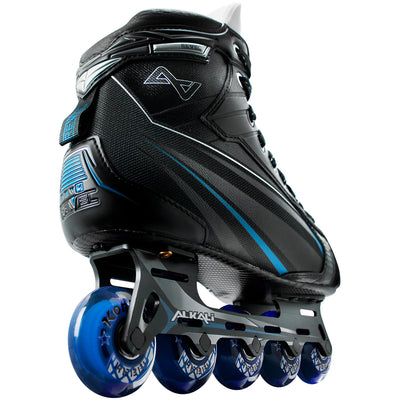 Alkali Revel 4 Senior Inline Hockey Goalie Skates