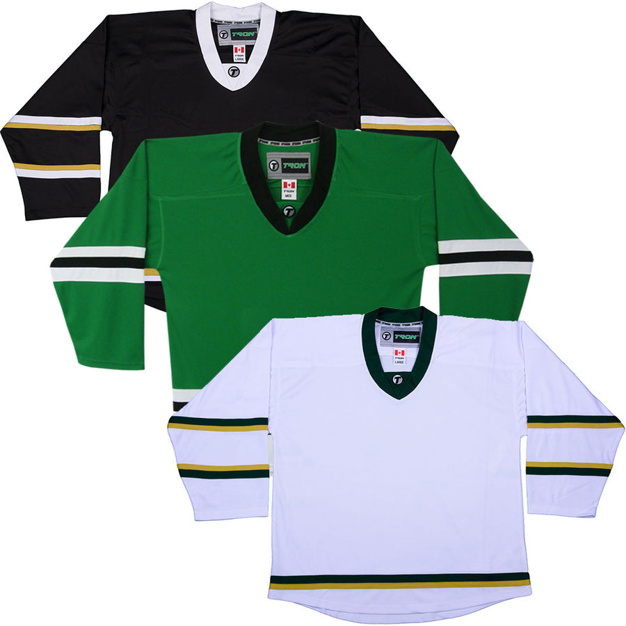 Dallas Stars Hockey Jersey - TronX DJ300 Replica Gamewear f8afe1113