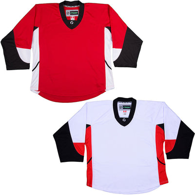 Ottawa Senators Hockey Jersey - TronX DJ300 Replica Gamewear