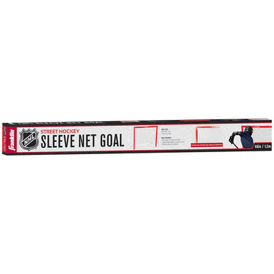 "Franklin SX Comp 46"" NHL PVC Hockey Goal"