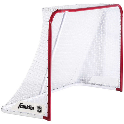 "Franklin Quikset 72""  NHL Steel Hockey Goal"