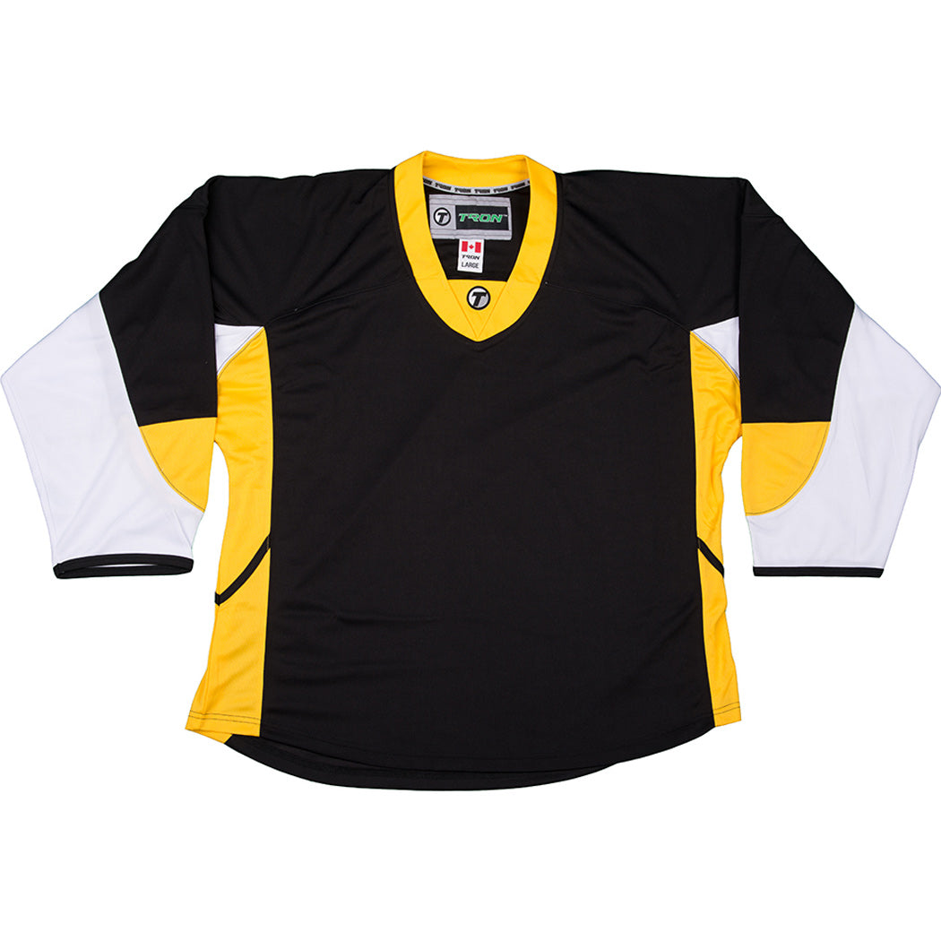 Pittsburgh Penguins Hockey Jersey - TronX DJ300 Replica Gamewear ... 8927eb30f