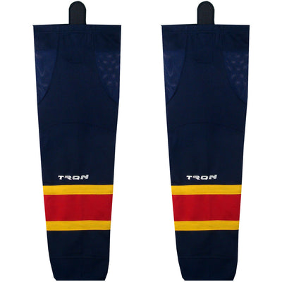 Florida Panthers Hockey Socks - TronX SK300 NHL Team Dry Fit